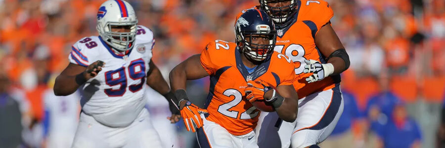 Playing at Mile High, the Broncos remain as NFL Week 4 Odds favorites.