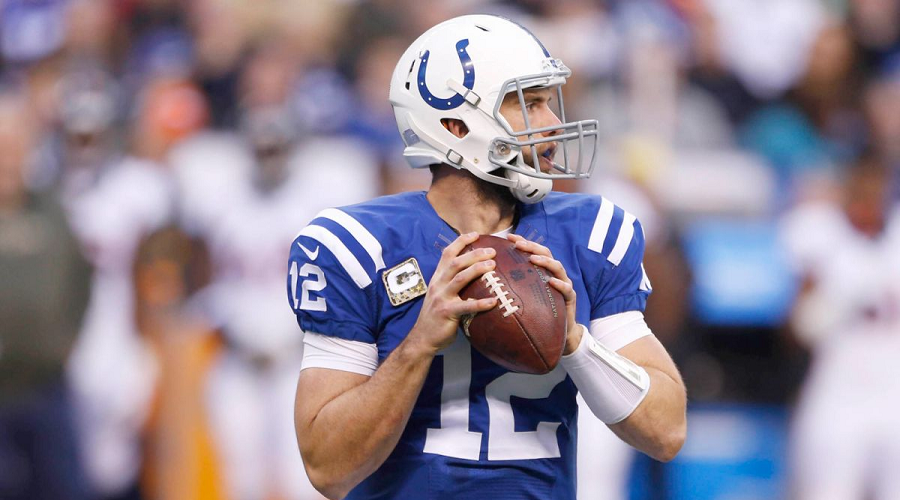 Andrew Luck Colts QB
