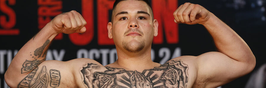 Andy Ruiz Jr shouldn't be one of your Boxing Betting picks of the Week.
