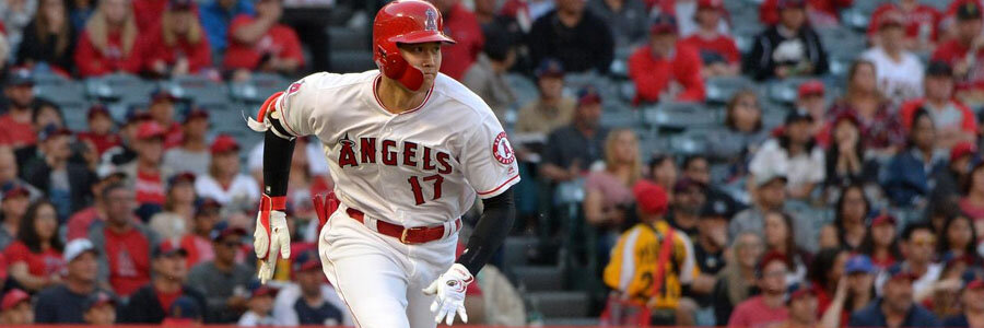 Dodgers vs Angels MLB Betting Odds & Pick for Monday Night.