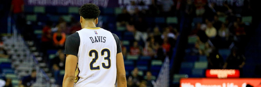 Anthony Davis is out for the season and the Pelicans have been feeling it.