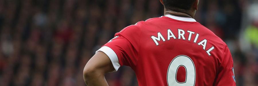 Anthony Martial Man United