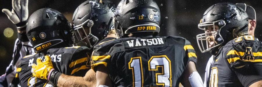 Appalachian State vs South Carolina 2019 College Football Week 11 Spread & Pick.