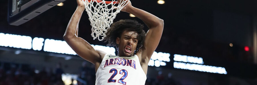 Arizona vs California 2020 College Basketball Betting Lines & Game Preview
