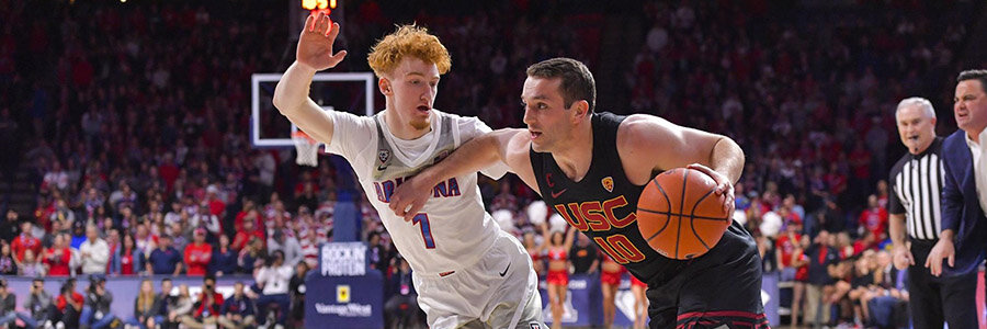 Arizona vs USC 2020 College Basketball Game Preview & Betting Odds