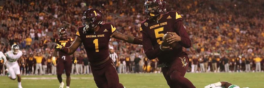 Arizona State vs Arizona should be an entertainment NCAA Football Week 13 game.