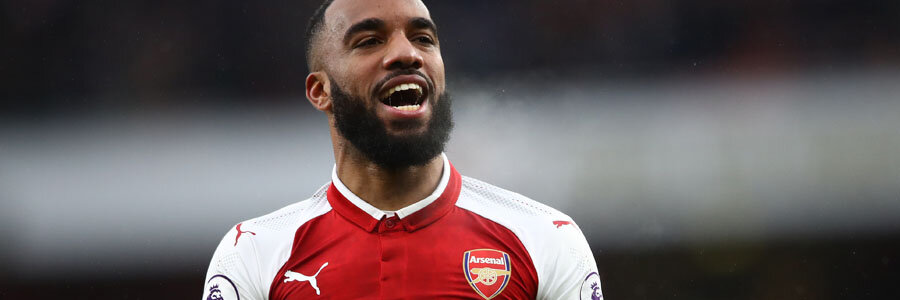 Arsenal should come with the win, so be sure to include them in your Soccer Betting Picks of the Week.