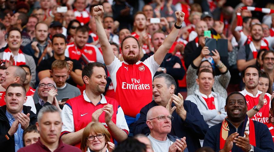 Arsenal FC Fans