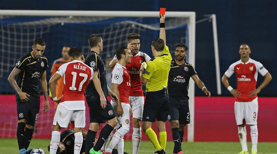 Arsenal-vs-Dinamo-Zagreb-Soccer-Lines