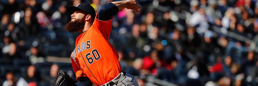 The Houston Astros are MLB betting favorites to win their division.