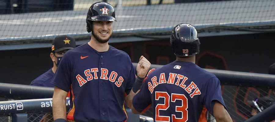 Astros vs. A's