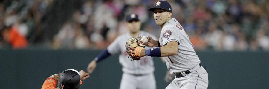 Astros vs Athletics MLB Odds & Game Analysis.