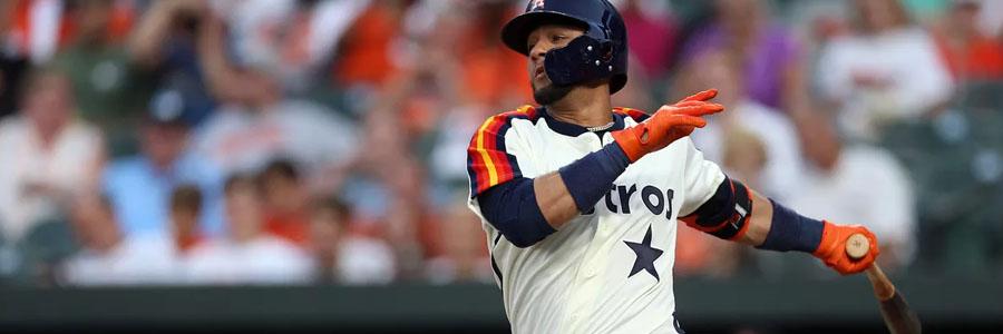 Astros vs White Sox MLB Lines & Expert Analysis.