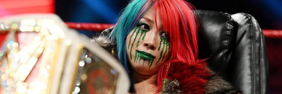 Asuka comes in as the underdog at the latest Royal Rumble 2020 Odds.