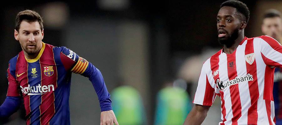 Athletic Bilbao Vs Barcelona 2021 Copa Del Rey Final Analysis