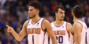 Atlanta Hawks vs. Phoenix Suns