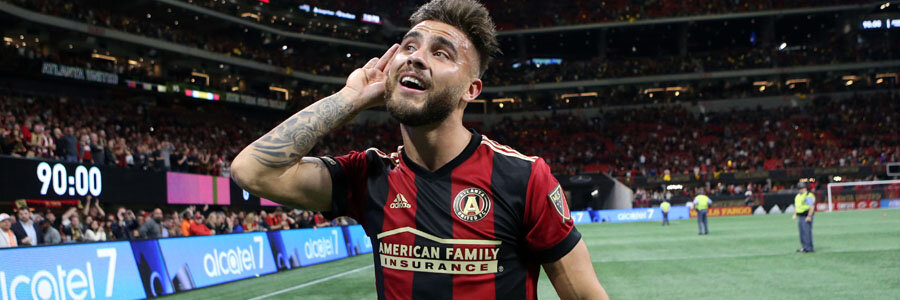 Atlanta United should be one of your Soccer Betting Picks of the Week.