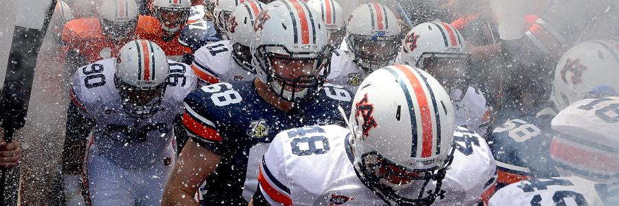 Auburn vs Louisville NCAA Football Odds Report