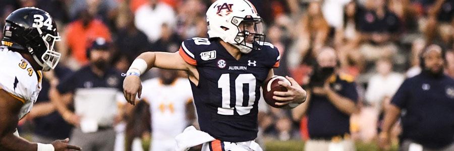 Alabama vs Auburn should be a good one.