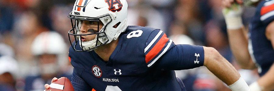 How to Bet Auburn at Alabama NCAA Football Week 13 Spread.