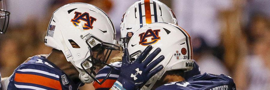 Auburn vs Arkansas 2019 College Football Week 8 Betting Lines & Analysis.