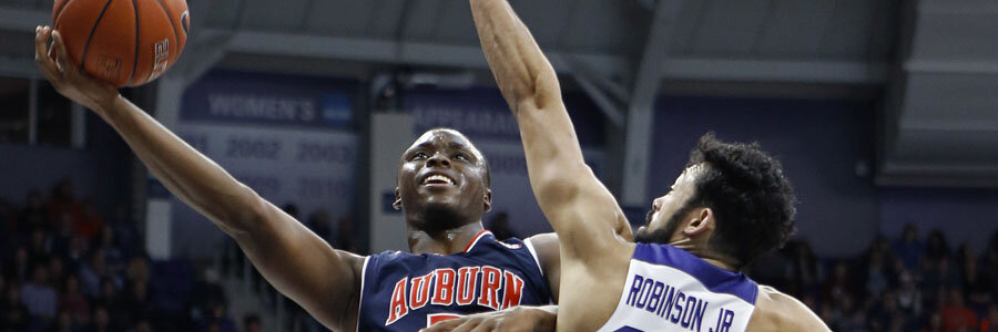 Mustapha Heron is one of the reasons why Auburn is one of the favorites to win the 2018 NCAA Championship.