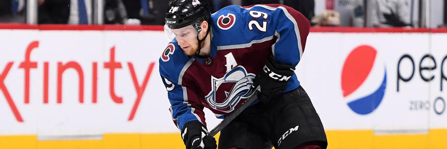 Avalanche is not a good NHL Betting pick for this week.