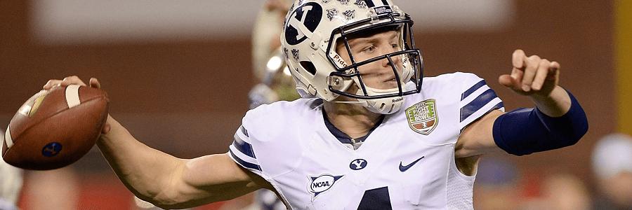 Early NCAA Football Odds Weekend Bowls ATS Predictions