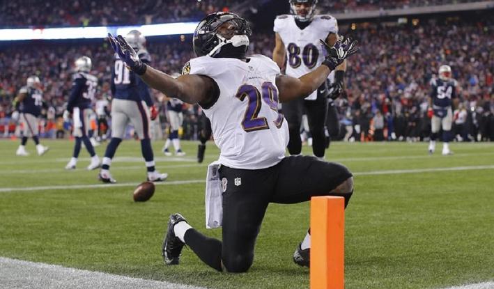 Baltimore Ravens Justin Forsett