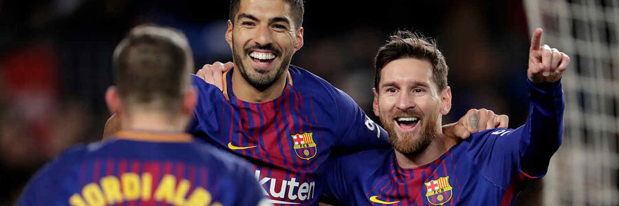 Lyon vs Barcelona UEFA Champions League Lines & Game Info