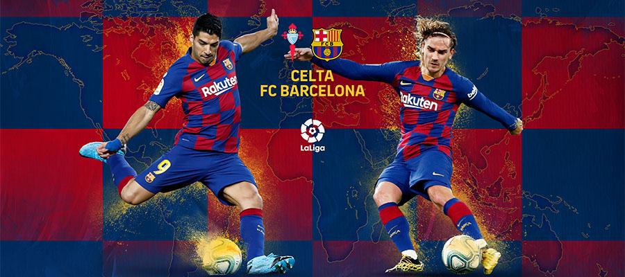 Barcelona Vs Celta LaLiga Matchday 32