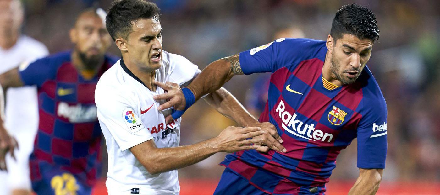 Barcelona Vs Sevilla LaLiga Matchday 30