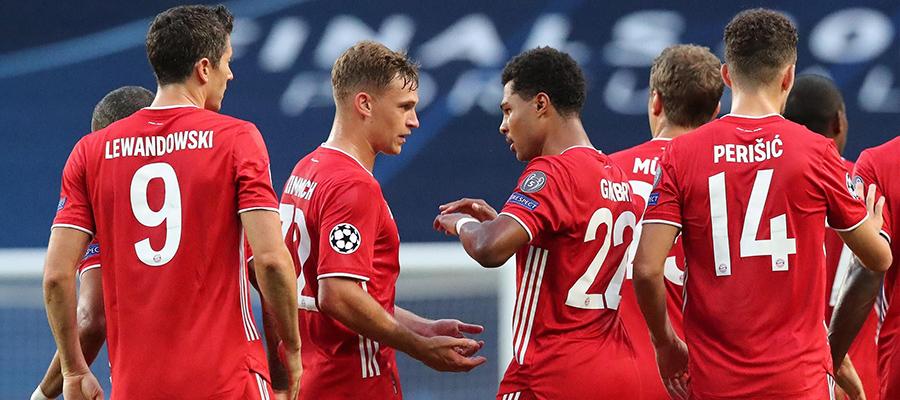 Bayern Munich Champions League Odds - UEFA Betting