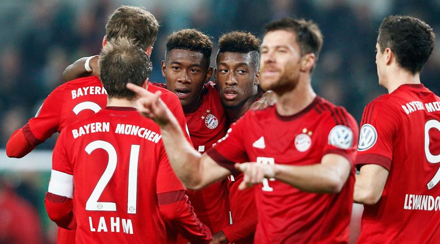 Bayern Munich UCL