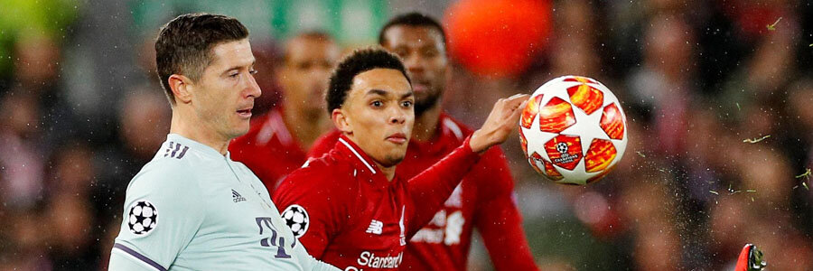 Bayern Munich vs Liverpool UEFA Champions League Odds & Prediction
