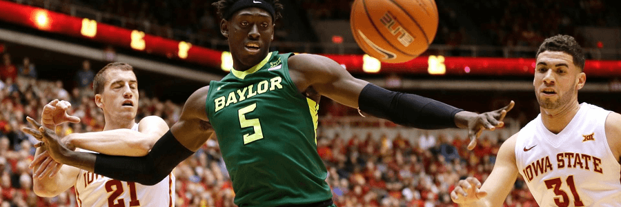 Baylor beat Iowa State once and they want another win.