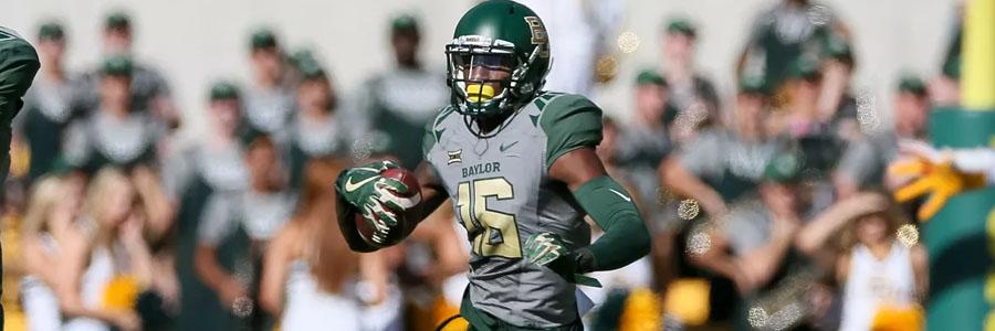 Baylor looks like a good NCAA Football Bowl pick.