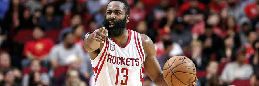 NBA Odds & Prediction for Rockets vs. Warriors Game 6.