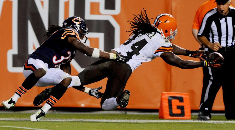 Bears vs Browns
