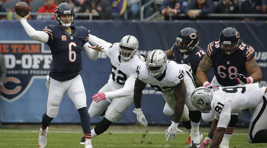 Bears vs Raiders