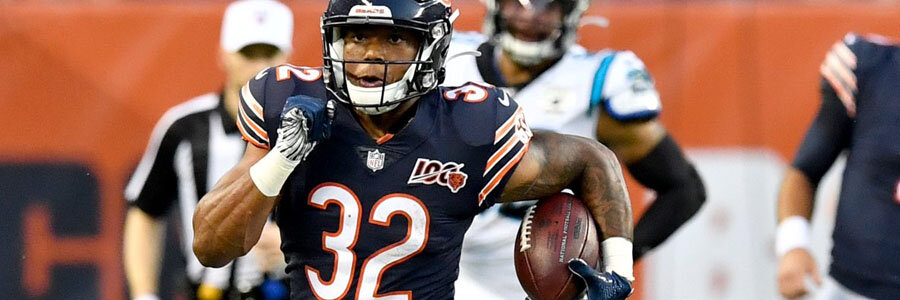 Titans vs Bears should be an easy victory for Chicago.
