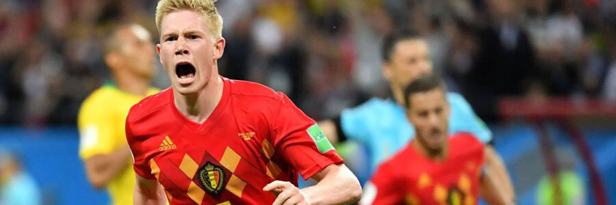 Belgium v England 2018 World Cup Third Place Game Odds & Pick.