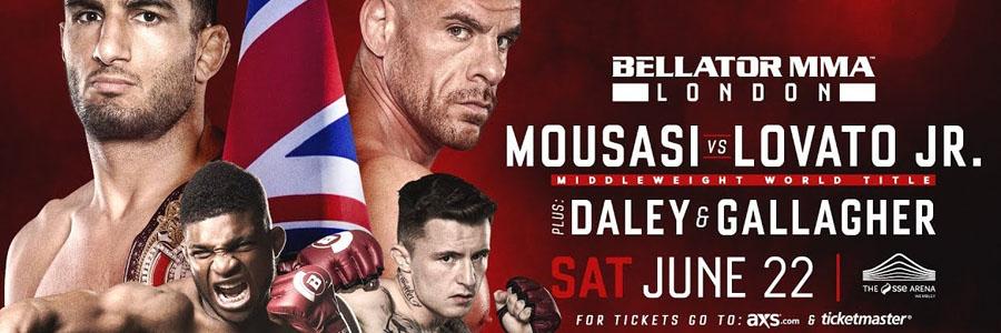 Bellator 223 Odds, Mousasi vs Lovato Jr. Betting Preview & Expert Prediction.