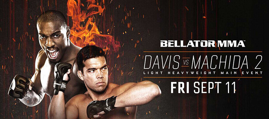 Bellator 245 Davis Vs Machida 2 Odds & Picks