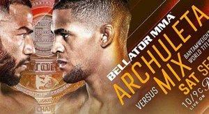 Bellator 246: Archuleta Vs Mix Betting Preview