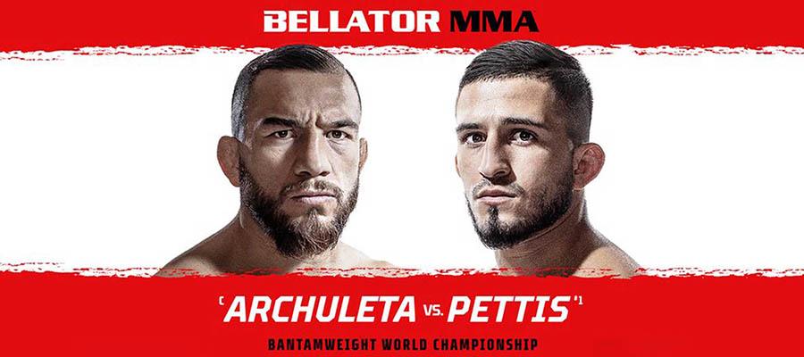 Bellator 258: Archuleta Vs Pettis Betting Odds & Picks