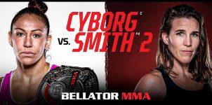 Bellator 259: Cyborg Vs Smith 2 Betting Odds & Picks