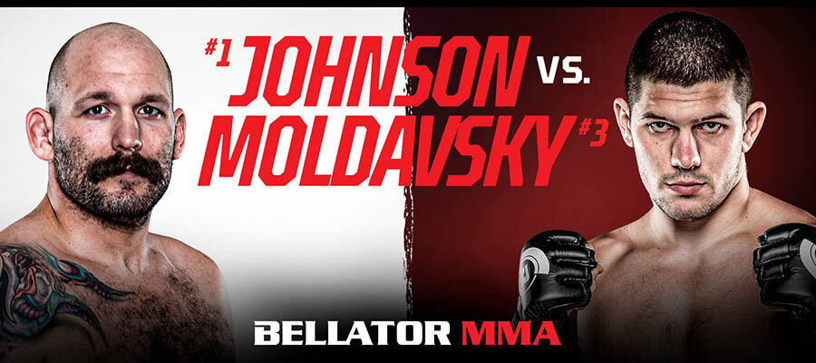 Bellator 261: Johnson vs Moldavsky Betting Odds & Picks