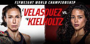 Bellator 262: Velasquez vs. Kielholtz Betting Odds & Picks