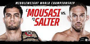 Bellator 264: Mousasi Vs Salter Betting Analysis & Picks